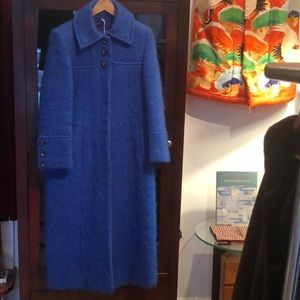 Authentic Mohair Coat
